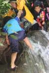 滝登っちゃいました!